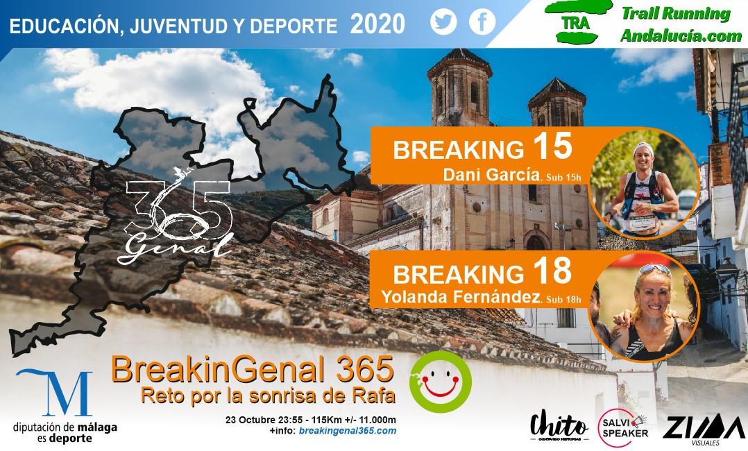 Cartel BreakinGenal 365